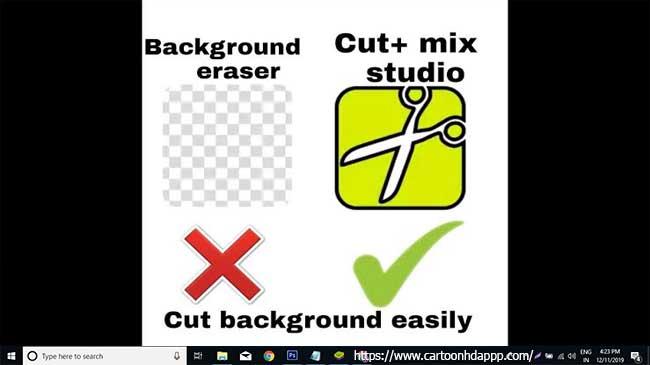 Cut+Mix Studio for PC Windows 10/8/7