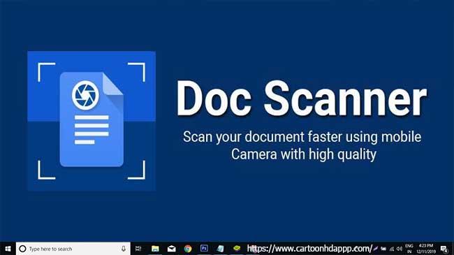 Doc Scanner for PC Windows 10/8/7