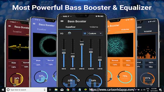 Equalizer pro for PC Windows 10/8/7
