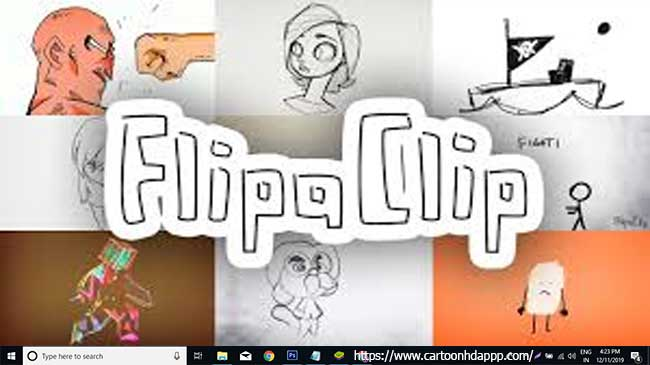 FlipaClip for PC Windows 10/8/7