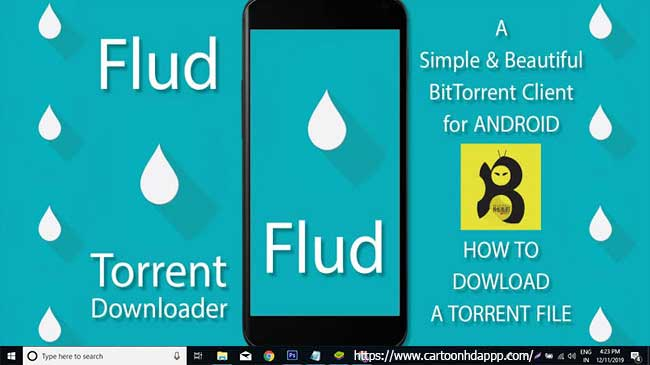 Flud for PC Windows 10/8/7