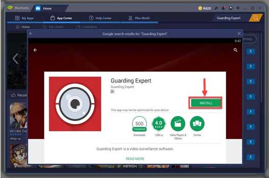 Download Guarding Expert for PC Windows 10/8/7 Free