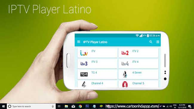 IPTV Player Latino for PC Windows 10/8/7