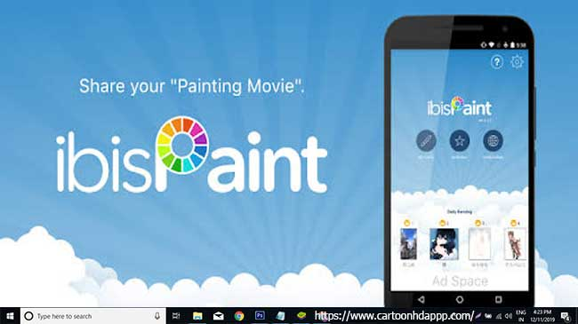 Ibis Paint x for PC Windows 10/8/7