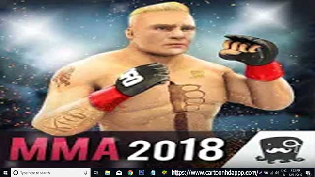 MMA games for PC Windows 10/8/7