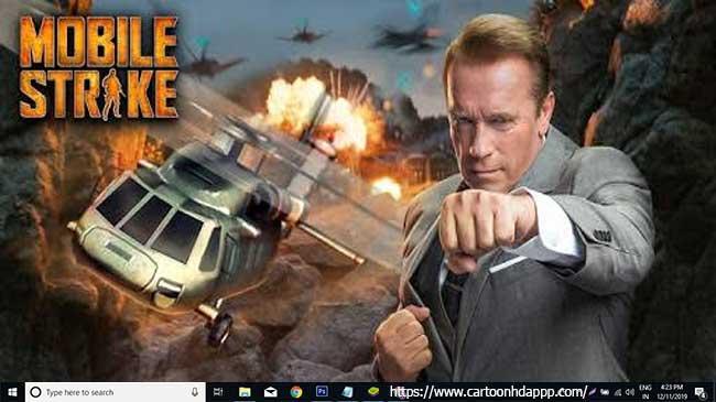Mobile strike for PC Windows 10/8/7