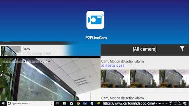 P2PLivecam for PC Windows 10/8/7