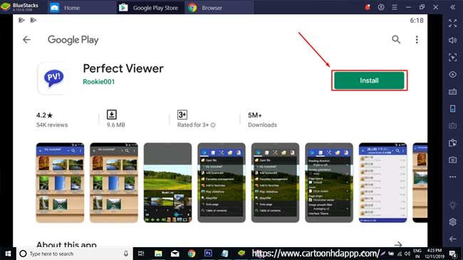 Perfect Viewer for PC Windows 10/8/7 Free
