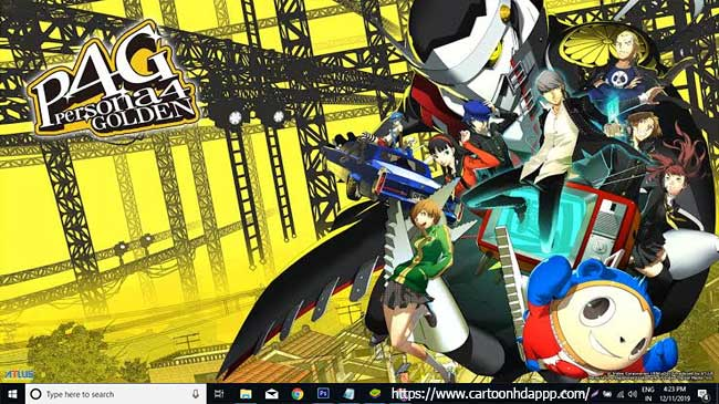 Persona 4: The Golden for PC Windows 10/8/7 Free Download