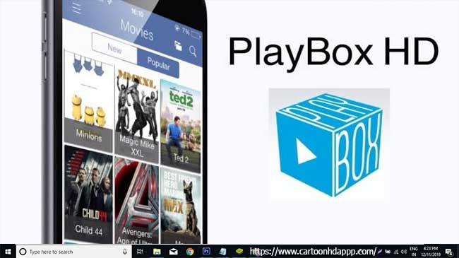 PlayBox HD for PC Windows 10/8/7