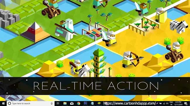 Polytopia for PC Windows 10/8/7