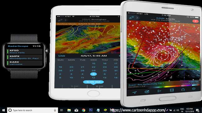 RadarScope for PC Windows 10/8/7