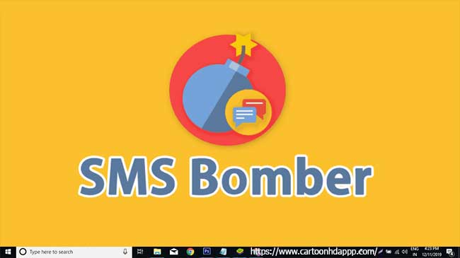 SMS bomber for PC Windows 10/8/7