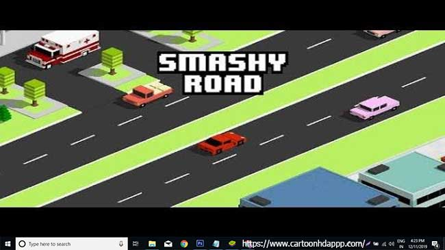 Smashy Road for PC Windows 10/8/7