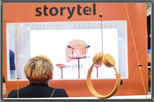 StoryTel Audiobook for PC Windows 10/8/7