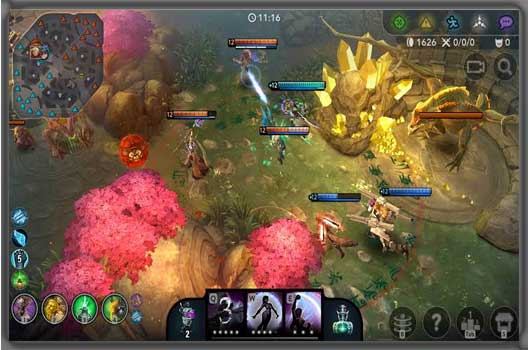 Download Vainglory on PC And Windows 10/8/7 Free
