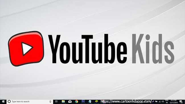 YouTube Kids For PC Windows 10/8/7