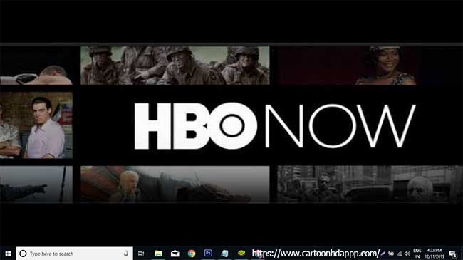 HBO Now for PC Windows 10/8/7
