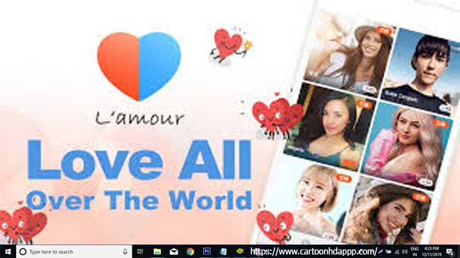Lamour For PC Windows 10/8/7