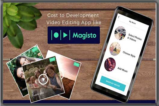 Magisto for PC Windows 10/8/7