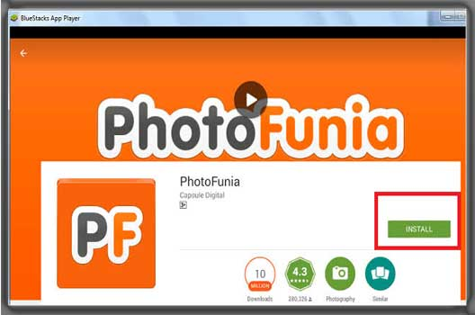 Download PhotoFunia for PC Windows 10/8/7 Free