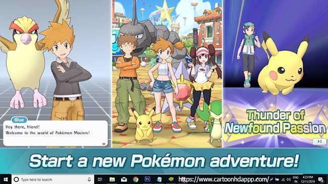 Pokemon for PC Windows 10/8/7