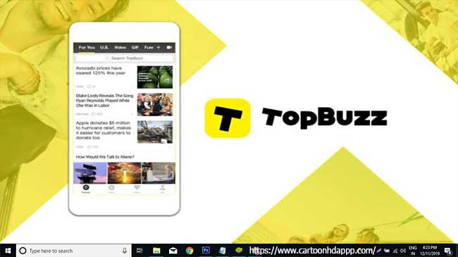 Top Buzz for PC Windows 10/8/7