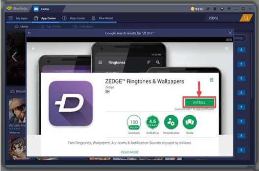Zedge wallpaper app for PC window 10/8/7 mac