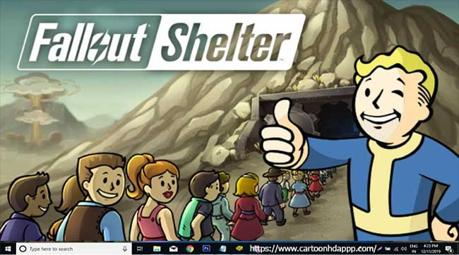 Fallout Shelter For PC Windows 10/8.1/8/7/XP/Vista & Mac