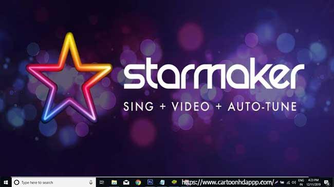 StarMaker For PC Windows 10/8/7/Xp/Mac/Vista