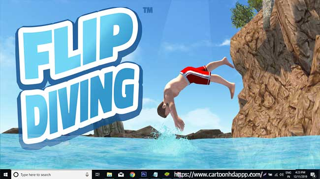 Flip Diving For PC Windows 10/8.1/8/7/XP/Vista & Mac