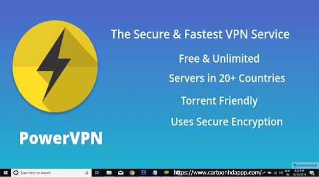 Power VPN For PC Windows 10/8.1/8/7/XP/Vista & Mac