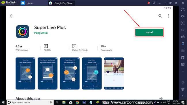 Superlive Plus For PC Windows /10/8/8.1/7/XP/VISTA & Mac Free