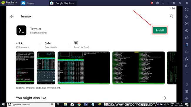 Termux For PC (Windows 10/8.1/8/7/XP/Vista & Mac)