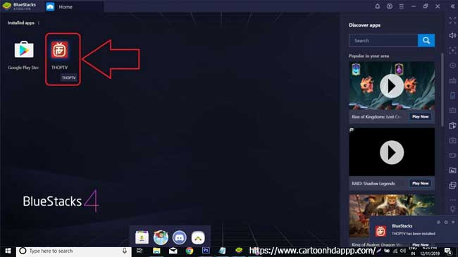 THOPTV For PC on Windows 10/7/8 & Mac OS X Free