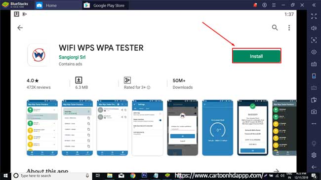 WPS WPA Tester For PC Windows 7/8/8.1/10 & Mac