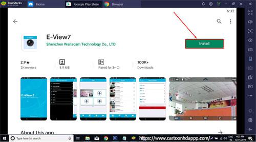 E-View7 For PC Windows 10/8.1/8/7/XP/Vista & Mac Free Install