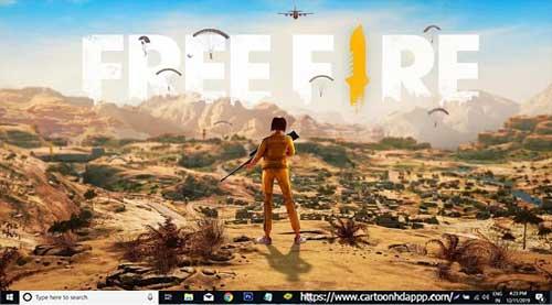 Free Fire For PC Windows 10/8.1/8/7/XP/Vista & Mac Free Install