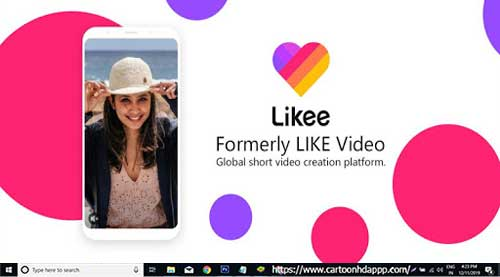 Likee For PC Windows 10/8.1/8/7/XP/Vista & Mac Free