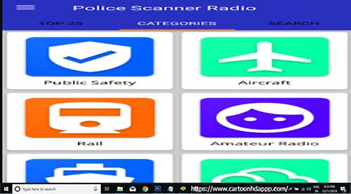 Police Scanner App For PC Windows 10/8.1/8/7/XP/Vista & Mac Free