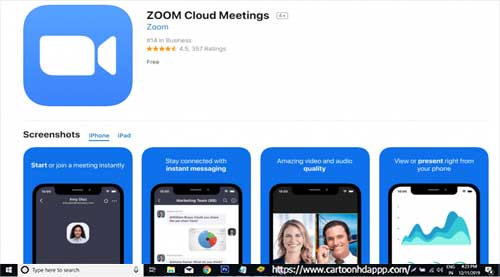 ZOOM Cloud Meetings For PC Windows 10/8.1/8/7/XP/Vista & Mac