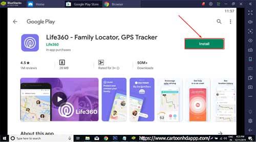 Life 360 For PC Windows 10/8.1/8/7/XP/Vista & Mac