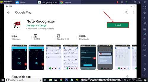 Note Recognizer For PC Windows 10/8.1/8/7/XP/Vista & Mac