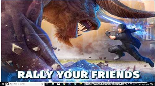 Final Fantasy XV For PC Windows 10/8.1/8/7/XP/Vista & Mac