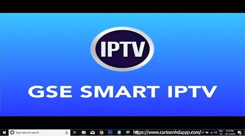 GSE Smart IPTV For PC Windows 10/8.1/8/7/XP/Vista & Mac
