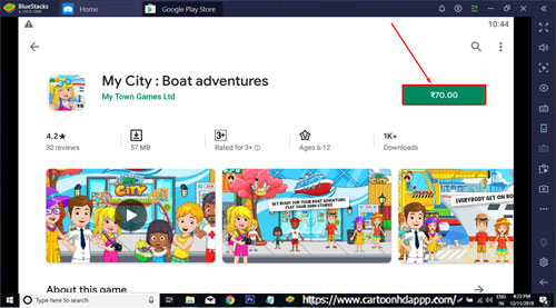 My City Boat adventures For PC Windows 10/8.1/8/7/XP/Vista & Mac Free Install