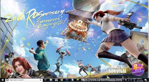 Rules Of Survival Game For PC Windows 10/8.1/8/7/XP/Vista & Mac