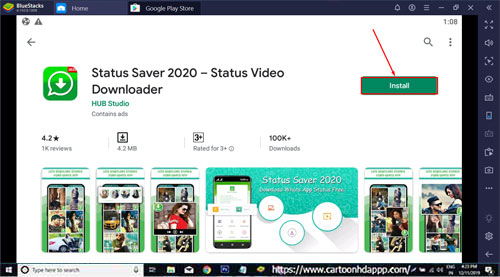 Status Saver 2020 For PC Windows 10/8.1/8/7/XP/Vista & Mac Free Install