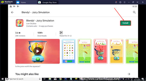 Blendy For PC Windows 10/8.1/8/7/XP/Vista & Mac Install Free