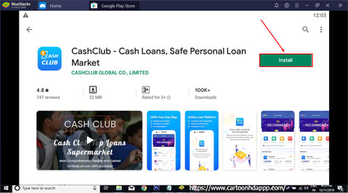 CashClub For PC Windows 10/8.1/8/7/XP/Vista & Mac Free Install